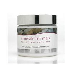 Masque Capillaire pour Cheveux Secs et Bouclés