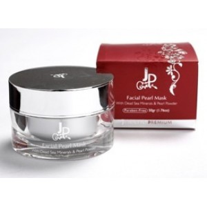Masque facial à base de perles Premium